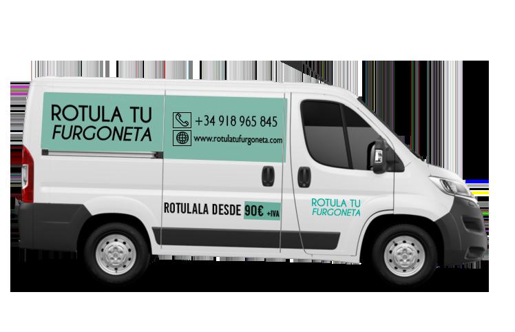 ROTULA TU FURGONTA