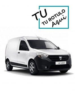 Rótulos para Dacia Dokker 2012