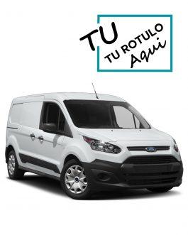 Rótulos Para Ford Transit Currier