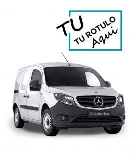 Rótulos Para Mercedes Benz Citan 2012