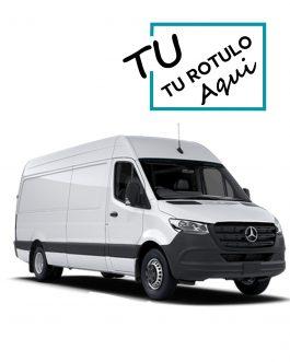 Rótulos Para Mercedes Benz Sprinter 2018