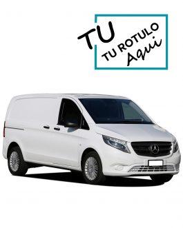 Rótulos Para Mercedes Benz Vito 2014