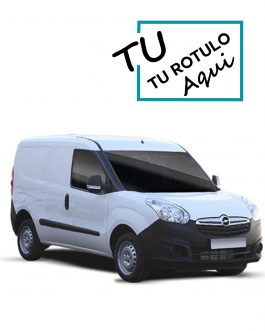 Rótulos Para Opel Combo 2012
