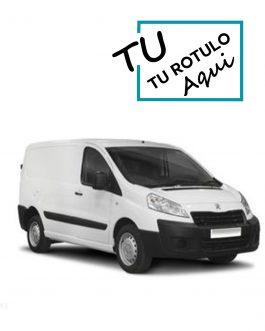 Rótulos Para Peugeot Expert 2012