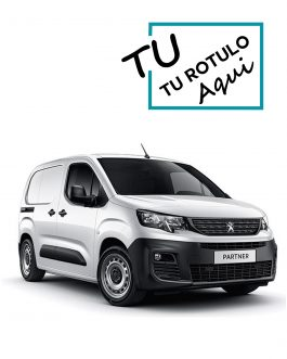 Rótulos Para Peugeot Partner 2015