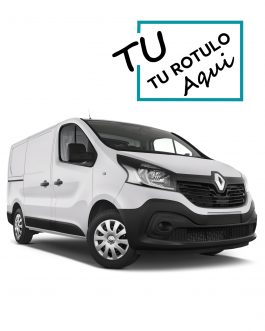 Rótulos Para Renault Trafic 2019