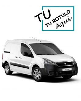Rótulos Para Peugeot Partner 2018
